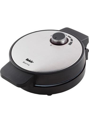 Fakir Bouncy Waffle Makinesi Siyah Renkli